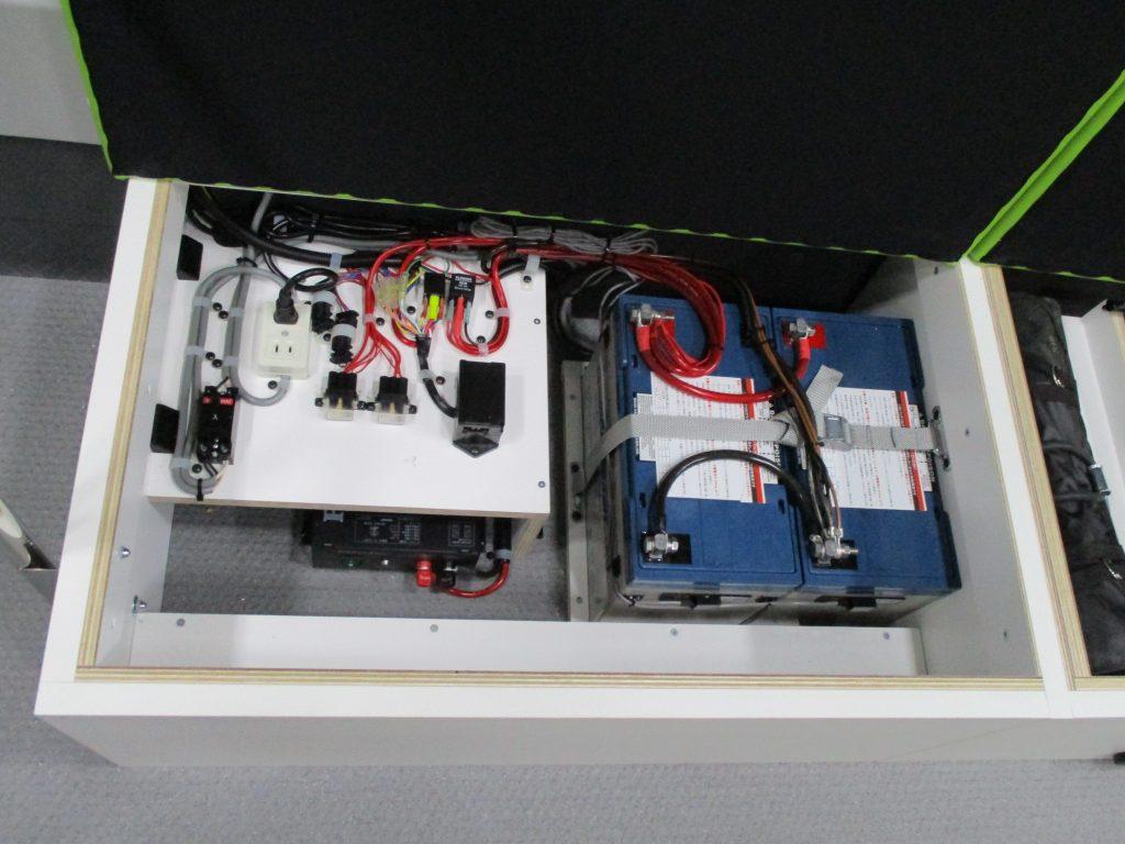 サブバッテリーシステム